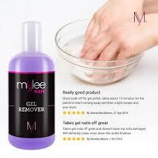 mylee gel polish remover acetone salon professional uv led nail