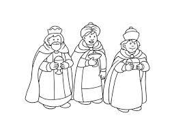 Wise Men Coloring Page Wise Men Worship Jesus Matthew 211 Wise Worship Coloring Page
