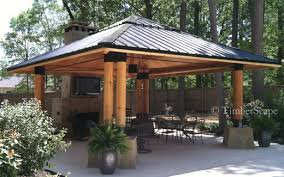 blueprints for gazebos home plans homepw06775 2267 square feet 3