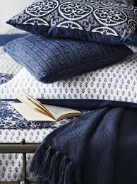 Navy Blue Bedroom by Indigo Home Accessories Indigo Bedroom Indigo And Bedrooms