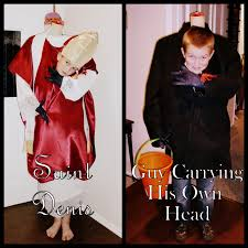 Catholic All Year Costumes For All Saints Day And Halloween One