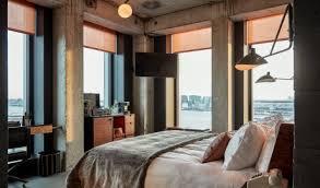 Interior Hotel Room - sir adam amsterdam netherlands design hotels