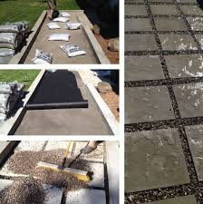 Slate Rock Patio by How To Set Up A Flagstone Patio Design
