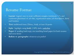 Resume Bond Paper Resume Online Workshop