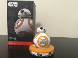 sphero u0027s bb 8 droid unboxing business insider
