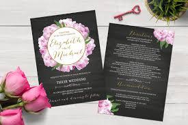 Wedding Invitation Cards In Nigeria Wedding Flower Invitation Card Invitation Templates Creative