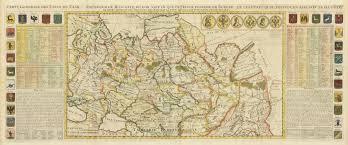 Ou Map Carte Generale Des Etats Du Czar Empereur De Moscovie Ou L U0027on Voit