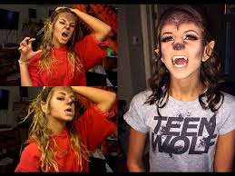 werewolf makeup tutorial male 25 halloween makeup tutorials that make a costume totally unnecessary