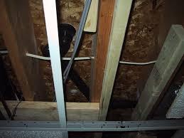 fancy design leaking pipe in basement ceiling leak part 20 shower