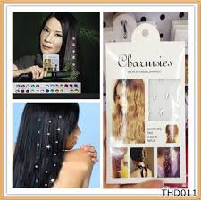 hair crystals fashion magnetic hair stickers crystals hair bling buy