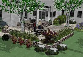 Backyard Shade Trees Landscape Trees Design Ideas And Varieties
