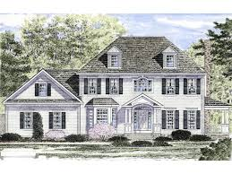 colonial style house plans clawson georgian colonial home plan 034d 0075 house plans and more
