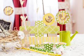 Easter Party Table Decorations by Easter Party Table Decor The Creative Studio