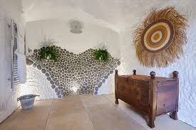 cave bathroom designs design the rockhouse retreat grand designs caves for rent in low