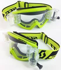 goggles motocross fox reviews online 2016 scott recoil xi motocross mx goggles flou green with gsvs