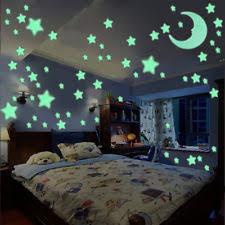 glow in the dark bedroom glow in the dark stickers ebay