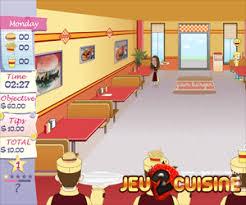 jeux restaurant cuisine jeux de cuisine gratuit