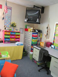 Teacher Desk Organization by What Happens In First Grade Classroom Photo Tour
