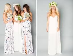 me your wedding dress the me your mumu bridesmaid dress collection weddings