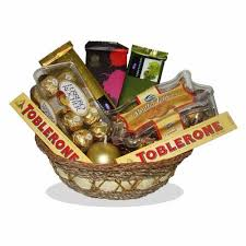 thank you gift baskets send thank you gift basket to delhi