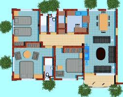 remarkable 3 bedroom bungalow floor plans nigeria nigerian floor