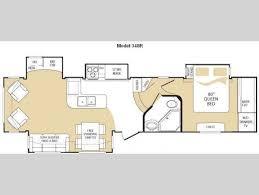 everest rv floor plans used 2009 keystone rv everest 348r fifth wheel at fretz rv
