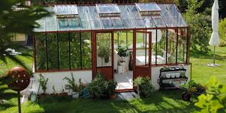 enhance your property with a creative greenhouse little house in
