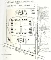 628 fleet street floor plans the depot for prisoners of war at norman cross huntingdonshire by