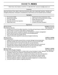 Resume Templates For Truck Drivers Commercial Truck Driver Resume Sle Jennywashere Com