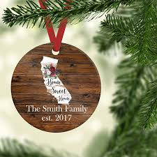 new home ornament family ornament ca