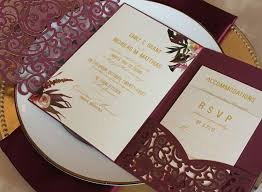 purple wedding invitation kits purple wedding invitations kits awesome laser cut pocket wedding