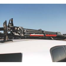 Fj Cruiser Roof Rack Oem by Hi Lift Jack Mount Fj Cruiser Factory Rack Roof Rack