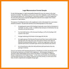 7 legal memo sample absence notes