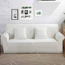 couverture de canapé coin canapé fondamental de la couverture canapé 4 places extensible
