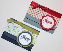 make a gift card creative smiles easy gift card holders