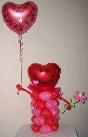 valentines balloon delivery balloons gift basket expressions s balloon selections