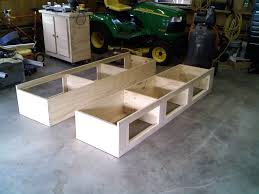 How To Build A King Size Platform Bed Ana White King Size Platform by Ana White King Size Platform Bed Diy Projects Pictures Queen Plans