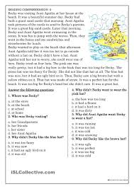 3rd grade reading comprehension worksheets u2013 wallpapercraft