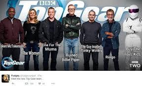 Top Gear Memes - top gear magnificent seven bbc news