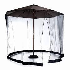 5 Patio Umbrella Outsunny 7 5 Outdoor Umbrella Mosquito Net Black Patio Home