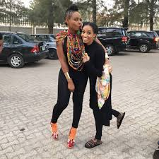 di ja photos of yemi alade and mavin di ja celebrities nigeria