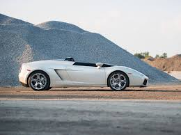 lamborghini concept car this insane lamborghini concept from 2005 is heading to auction