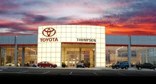 toyota showroom about thompson toyota toyota sales near warrington pa