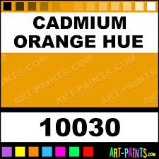 cadmium orange hue artist oil paints 10030 cadmium orange hue