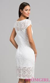 graduation white dresses fashions for prom archive 4 white lace dresses for graduation