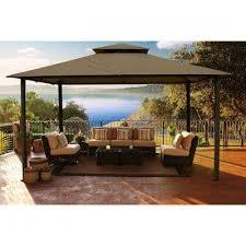 patio gazebos patio accessories patio furniture the home depot