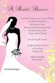 custom bridal shower invitations bridal shower invitations shorelinedesignz artfire shop
