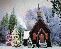 country christmas puzzle country christmas zen