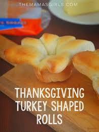 how to make turkey cornucopia or pumkin from crescent roll dough