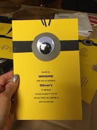 minion birthday party invites the 25 best minion birthday invitations ideas on pinterest